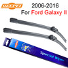 QEEPEI For Ford Galaxy II 2006 Present 30 26 R Wipers Blade Accessories For Auto Rubber