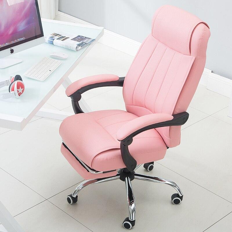 Computer Chair Household Modern Simple Chairs Lifting Rotating Office Chair Swivel Lift Silla Oficina Silla Gamer Cadeira Gamer