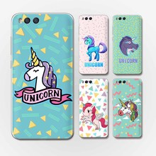 Fashion Unicorn for Fundas Xiaomi Mi 8 Case 6 A1 Cover Coque XiaoMi Redmi 4X 5 5A Plus Note 4
