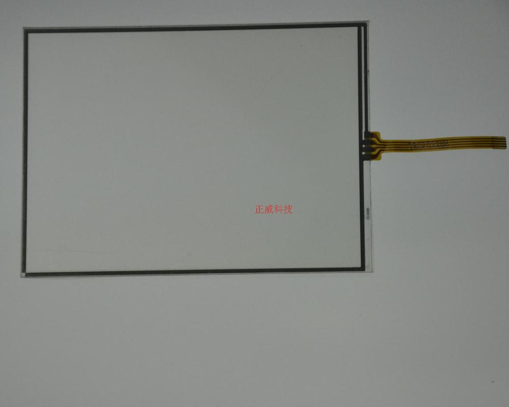 6 inch industrial touch screen Four-wire resistive 129 * 95 060 033 9 inch four wire resistive touch screen 9 inch 208mm 152mm industrial screen handwriting touch screen screen