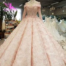 AIJINGYU الزفاف أزياء الأميرة أثواب اثنين قطعة الأبيض زائد حجم بذلة مصمم رومانسية الملاك ثوب رومانسية فستان الزفاف