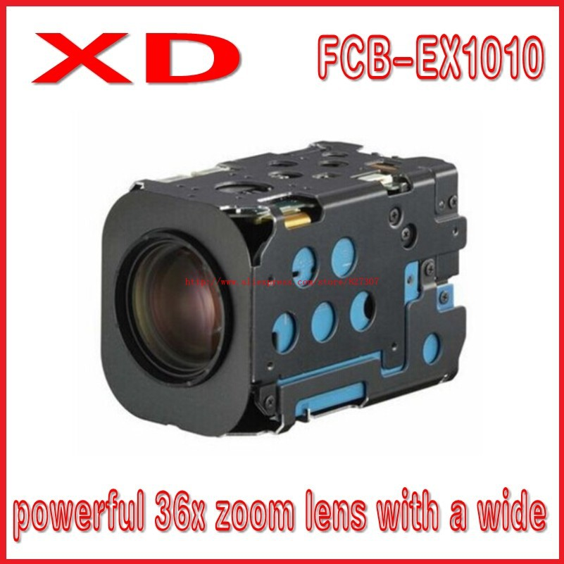 Free shipping FCB-EX1010 powerful 36x zoom lens with a wide high resolution mini zoom camera module/small PTZ camera module yunsye free shipping sony fcb ex1010p 36x zoom sony camera module 36x zoom camera high resolution mini camera small ptz
