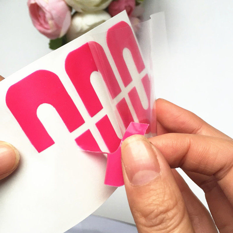 10Pcs/Set Tips Peel Off Nail Art Tape Latex Tape & Finger Skin ...