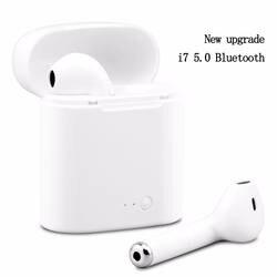 Новые 5,0 наушники Bluetooth спортивные наушники СПЦ беспроводной Bluetooth гарнитура шлем беспроводной зарядное устройство коробка для наушников