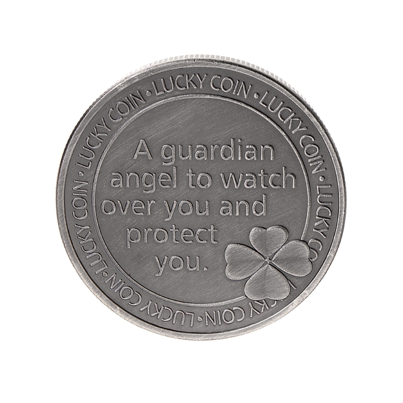 Angel-Protector Souvenir Collection Guardian Commemorative-Coin Lucky Arts-Gifts New-Quality