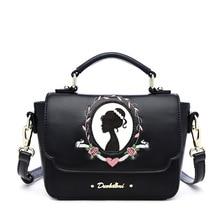 2018 Женская сумочка Мода крокодил узор Корейская версия кошелек женская сумка высокого качества