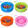 Baby Swim Trinuclear Inflatable Pool Baby Swimming Pool Piscina Inflavel For Infant Newborn Portable Outdoor Children