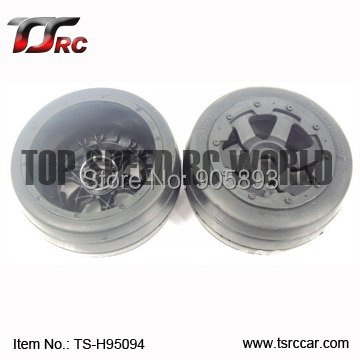 5B Rear Slicks Wheels Set(TS-H95094)x 2pcs for 1/5 Baja 5B, wholesale and retail 5b knobby wheel set ts h85080 x 4pcs for 1 5 baja 5b ss wholesale and retail