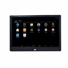 12 inch WIFI frame Android 4.4 support download install App Software support Mouse Digital photo frame advertising machine цена и фото