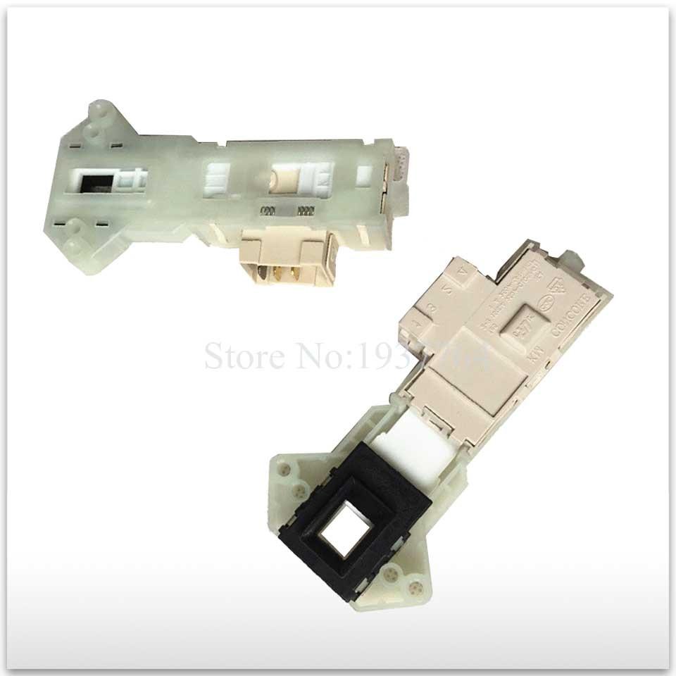 купить 1pcs new for parts washing machine time delay switch door MG52-1002 MG52-8001 RG52-1002 RG53-8031 door lock по цене 866.29 рублей
