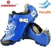 BATFOX велосипедные туфли mtb дышащий горный велосипед обувь Велоспорт обувь Человек PRO Team спортивным кошки обувь велосипедов