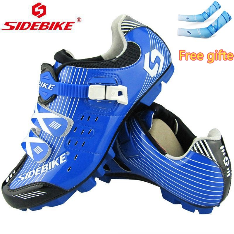 BATFOX Cycling sneaker mtb Breathable Mountain Bike Shoes Cycling shoes man PRO Team Athletic Sports crampon Shoes Bicycle Shoes