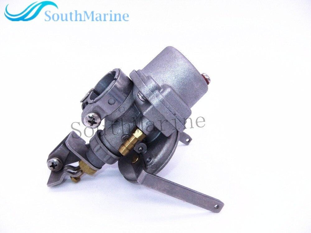 Hors-bord Moteur 823040A4 823040A5 823040A2 823040A1 Ensemble Carburateur pour Mercury Mariner 2-temps 3.3HP 2.5HP 2HP Bateau Moteur