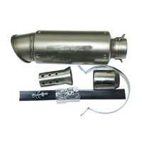 SPEED SCORPION 51mm Inlet Yoshimura Akrapovic Exhaust Motorcycle Escape For Z800 Z750 CBR650 Ktm Exc Crf230