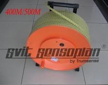Factory Supplying 400m 500 m Portable Steel Ruler Water Level Meter Better Import Material Longer Life Span Depth
