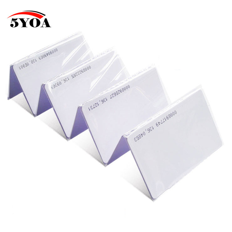 10pcs Quality Assurance EM ID CARD 4100/4102 reaction ID card 125KHZ RFID Card fit for Access Control Time Attendance10pcs Quality Assurance EM ID CARD 4100/4102 reaction ID card 125KHZ RFID Card fit for Access Control Time Attendance