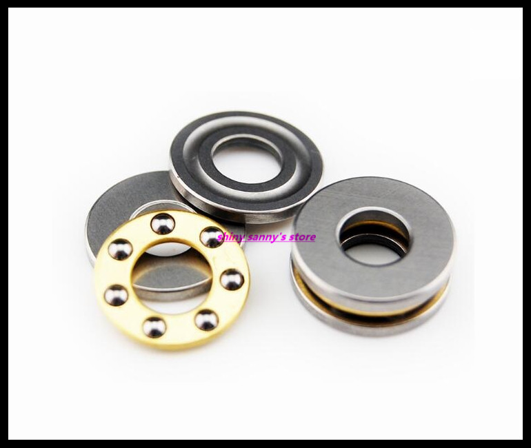 20pcs F6-12M , 20pcs F8-16M , 20pcs F10-18M , 20pcs F12-21M Axial Ball Thrust Bearing Brand New трусы x file
