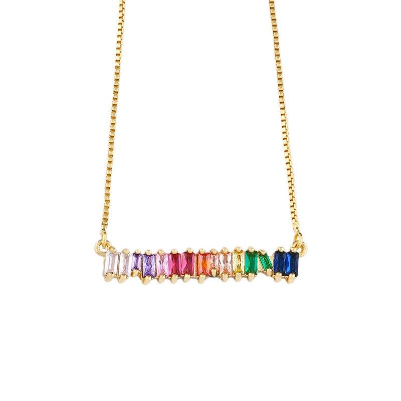 Модное ожерелье с подвеской для глаз для женщин, ожерелье с кристаллами, сексуальные персонализированные чокеры, короткая цепочка на ключицы, ювелирные изделия - Окраска металла: gold