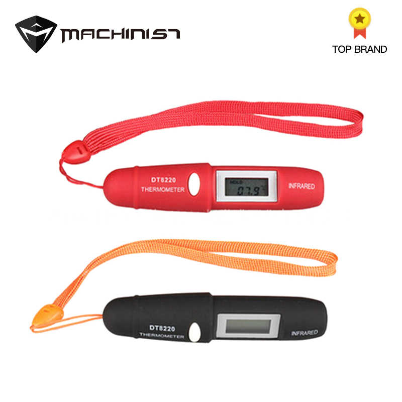 1pc Infrared Thermometer LCD Display Surroundings Temperature Tester Non-contact Auto Car Repair Diagnostic Tool thermograph