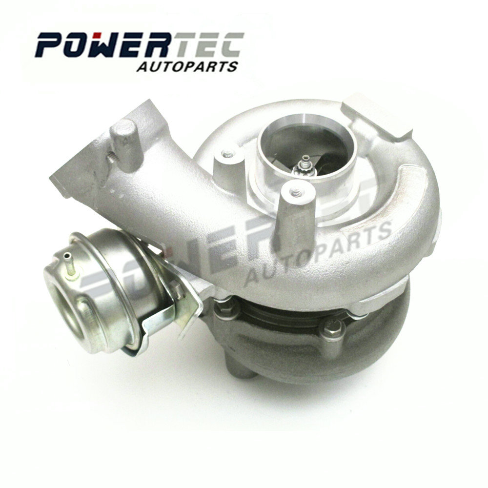 For BMW X5 3.0 d M57N E53 160 KW 218 HP- GT2556V Complete turbocharger turbolader Garrett NEW 742417 full turbine 753392-0018 image