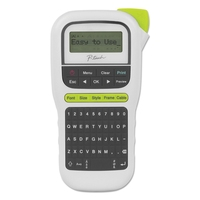 Lxhcoody P Touch Handheld label Marker Machine For Brother PT H110 WORKS W/4 SIZE LABELS for brother label printer