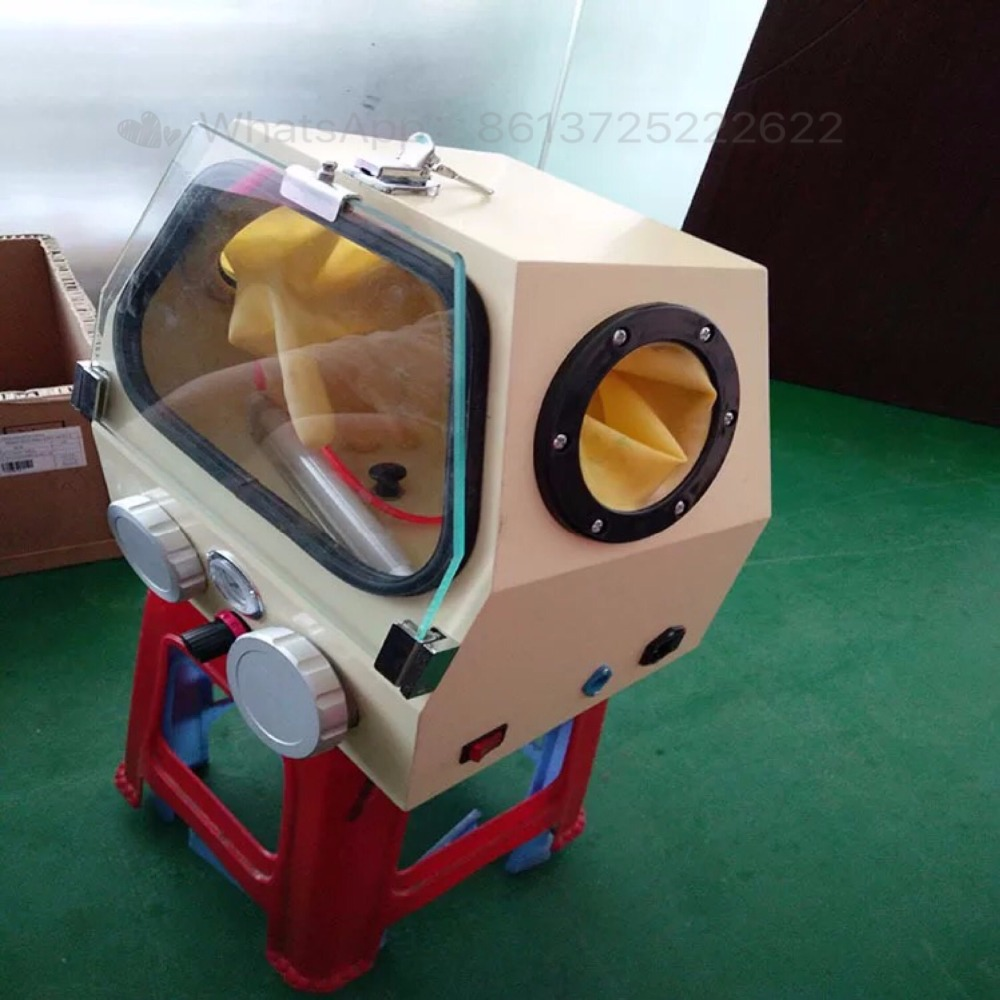 220V Sandblaster Machine For Jewelry Dental Lab Sandblaster Sand Blaster With 3 Pen dental lab sand blaster jewelry sand blaster machine glass sand blaster