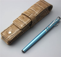 Red JINHAO Ballpoint Pen And Pen Bag School Office Stationery Brand Roller Ball Pens Men Women