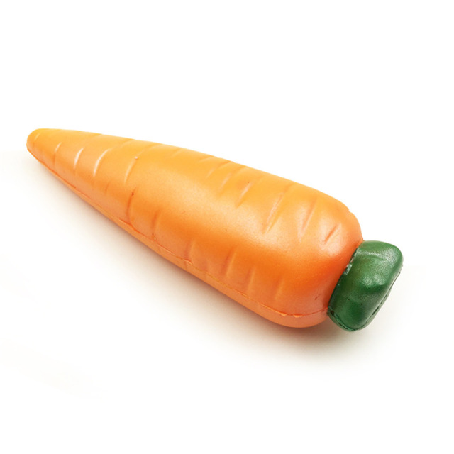 Funny Product Simulation Vegetable Fake Carrot