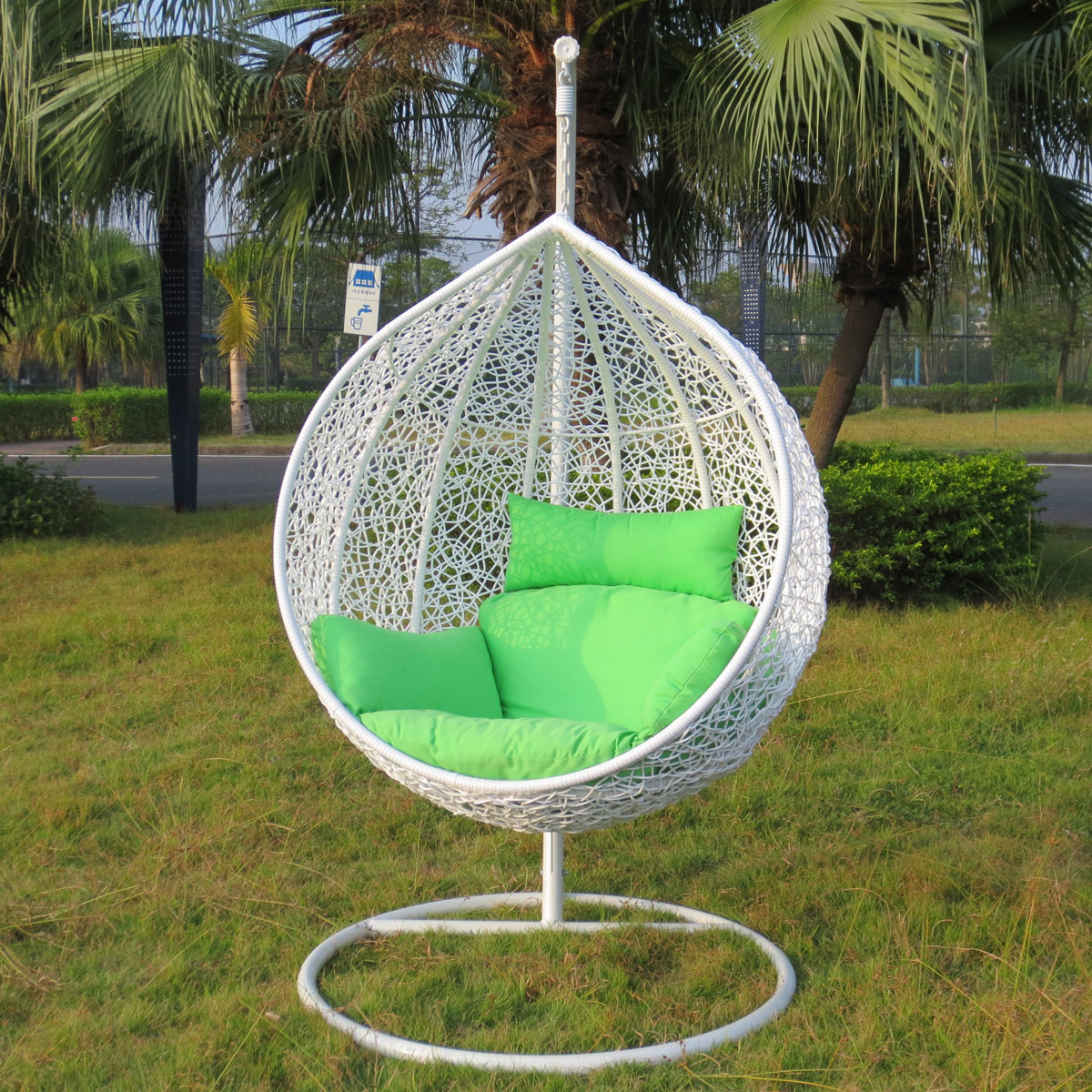 Bird Nest Chair Us 693 54 Rattan Furniture Indoor And Outdoor Rocking Chair Bird Nest Hanging Basket Hanging Chair Rattan Chair Rattan Hanging Basket In Patio