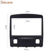 2 Din Seicane автомобиля Радио Фризовая для 2010 2009 2008 Ford Escape стерео интерфейс CD отделкой Панель плиты рамки