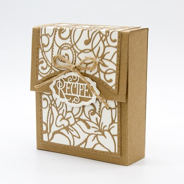 Image 4 - SP Album book metal cutting dies cut die mold decoration Scrapbook paper craft knife mould blade punch stencils-in Cutting Dies from Home & Garden