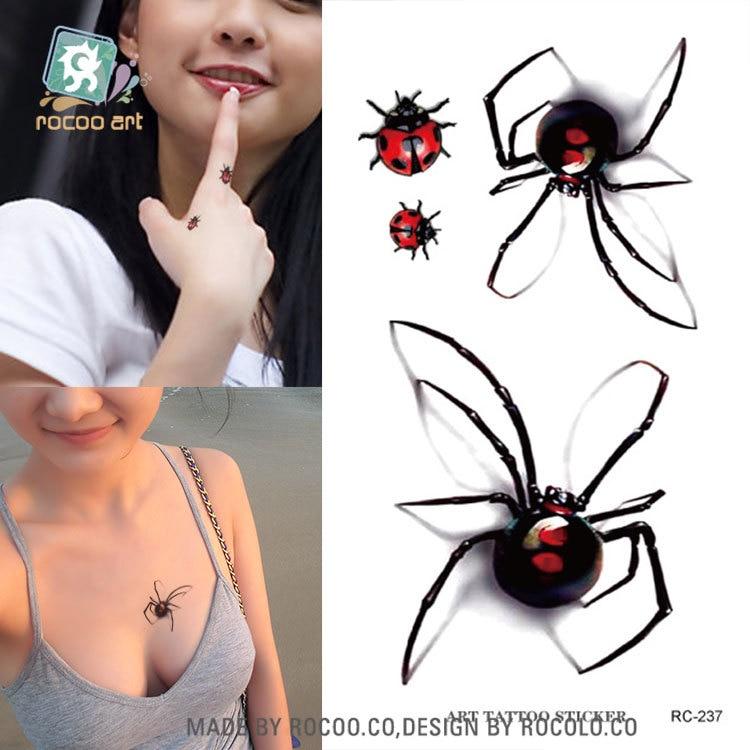 10 PCS Men Women Fake Tattoo sleeve Many cute animals Cat butterfly flower Body Art Flash Waterproof Temporary Tattoos Stickers 9