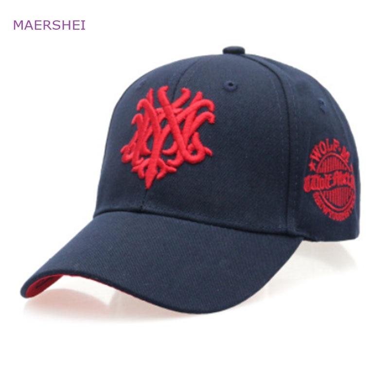 MAERSHEI   Cap   men summer outdoor sports   Baseball     Caps   ladies visor duck sanpback hat