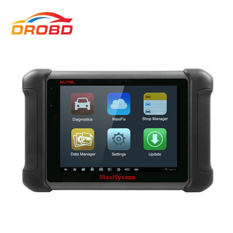 New arrival Autel MaxiSys MS906BT MaxiSys MS906 BT MS 906 Auto Diagnostic Scanner Best Quality 1pc hot sale 100