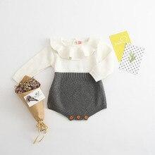 SunnySunday Baby Girl Spring Clothes Newborn Cotton
