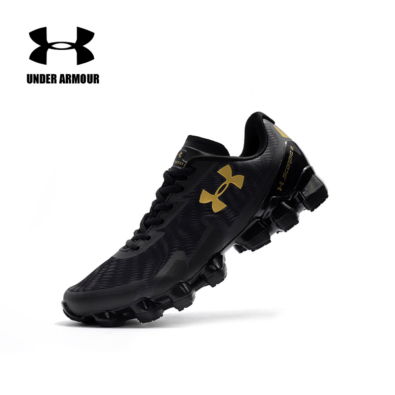 be413520813 Under Armour zapatillas hombre Sneakers Men UA Scorpio Running shoes Man  Fat Tire 2 Cushioning Sport Shoes