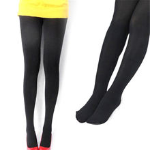 Female Stockings 2017 New Fashion Women Ultrathin Slim Sexy Seamless Tights Stockings Bottoming Pantyhose(China)