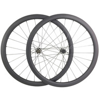 700c carbon road disc wheels 50x25mm tubeless novatec D411SB/D412SB 100x12 142x12 Road disc bike wheels bicycle wheelset