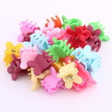 haar accessoires for kid candy color mini hair claw girls cute rabbit head pin small size mickey clips
