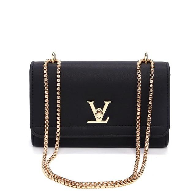 Designer Women Bag Big Clutch Female Cross-body Bag Women Leather Bag Sac 2018 Women Messenger Bags Handbags Women Famous Brands