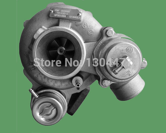 GT2052LS GT20 7654725002S 765472-0002 Turbocharger Turbo for ROVER R75 75 MG ZT 1.8L P K Serie K16 16V K1800 18KAG with gaskets