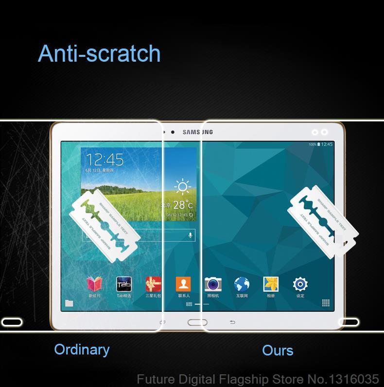 BINFUL Samsung Galaxy Tab 3 үшін 0,3 мм шыңдалған - Планшеттік керек-жарақтар - фото 4