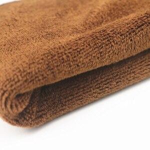 Image 3 - 30*30CM Car Sticker Wash Microfiber Towel Car Cleaning For Renault Megane 2 3 Duster Logan Clio Laguna 2 Captur Car Styling