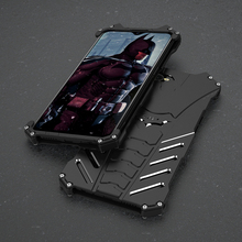 Luxury Aluminum Metal Case For Oppo K1 Back Cover Oppo K1 Batman Element Hard Protection Cover For Oppo K1 Shockproof Phone Case цена 2017