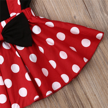 Baby Girls Clothes Set T-Shirt Polka Dot Skirt Outfit