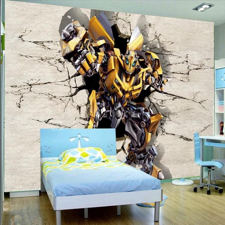 Bumblebee And Optimus Wallpaper 3d Image Num 22