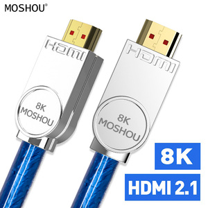 Image 1 - HDMI Cables 2.1 amplifier 8K 60Hz 4K 120Hz HDR 4:4:4 UHD 48Gbps HIFI ARC 12 Bit 7680*4320 with Audio Video