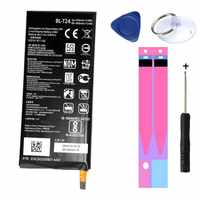 Good Quality Replacement BL-T24 Battery for LG K220 X Power k220ds k220dsk k220dsz k220y k220z ls755 4100mAh