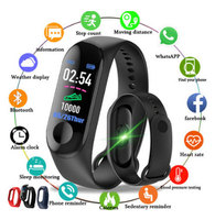miband 3 mi fit m3 band huami fitness tracker fit bit cigarro eletronico fitness bracelet blood pressure watch bayan kol saati