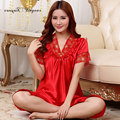 Tinyear New Short-Sleeved Suit 2pcs Lady Pajamas Women S,LM,L,XL,XXL